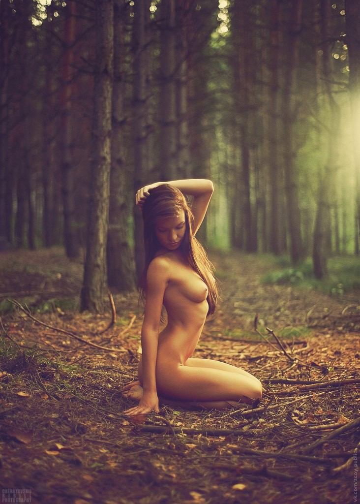 nude in the wild