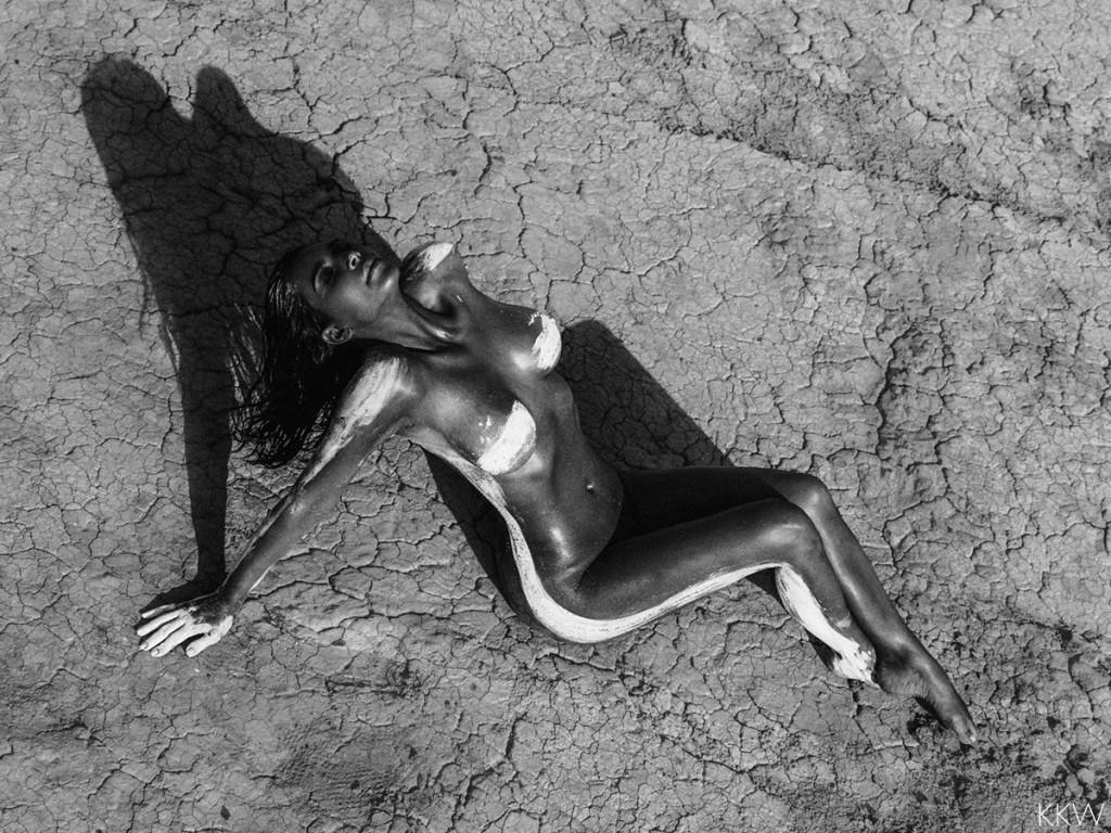 kim-kardashian-nue non censurée