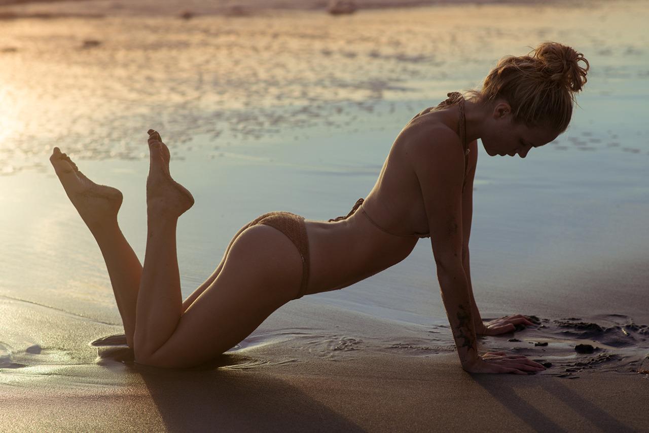 sexy a la plage