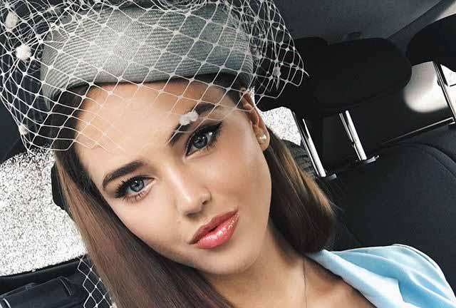 BoMa Model : Isabel Vinson | Bonsoir Mademoiselle