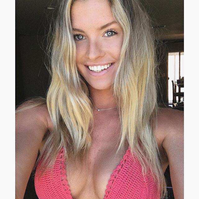carly lauren boobs