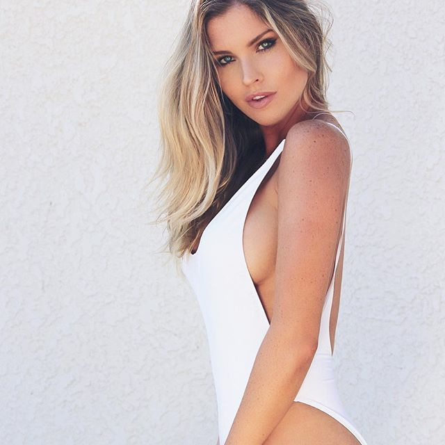 carly lauren bikini