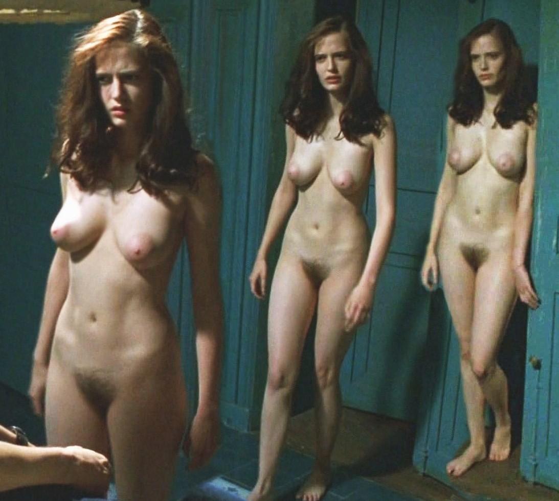 eva green totally nude
