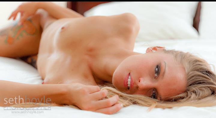 tuscany lee nude