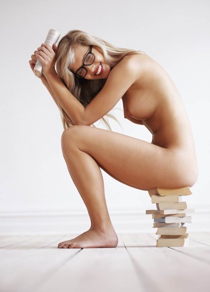 femme nue littérature