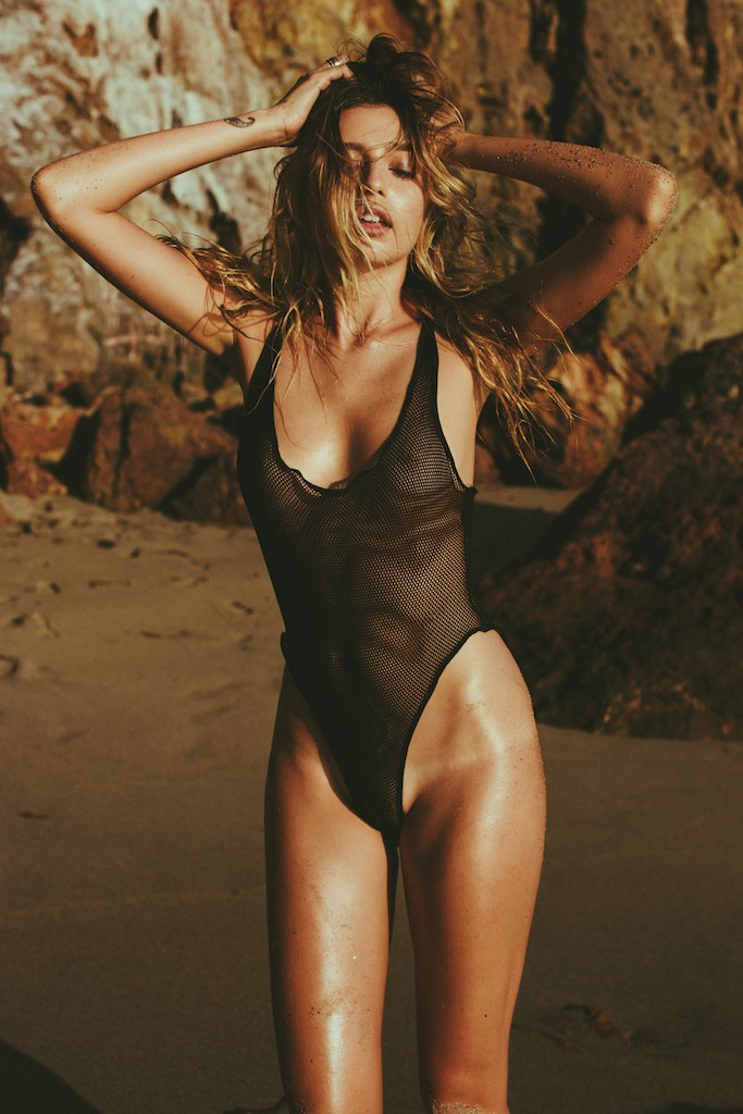 maillot de bain transparent