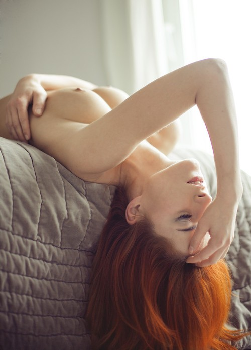 rousse topless