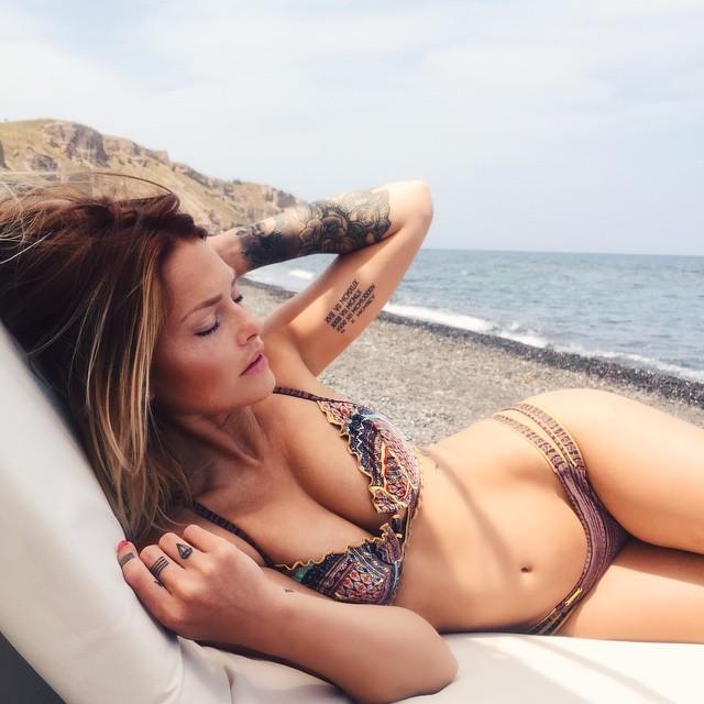 belle femme instagram
