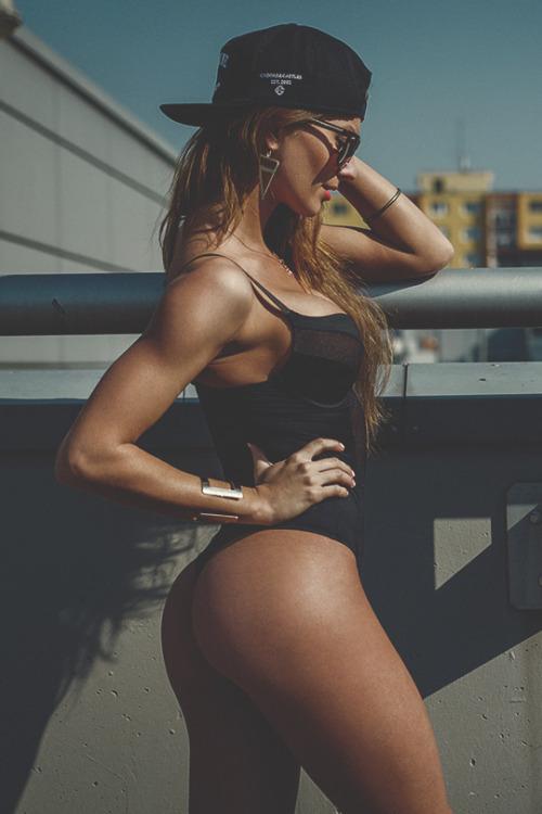 sexy black bikini