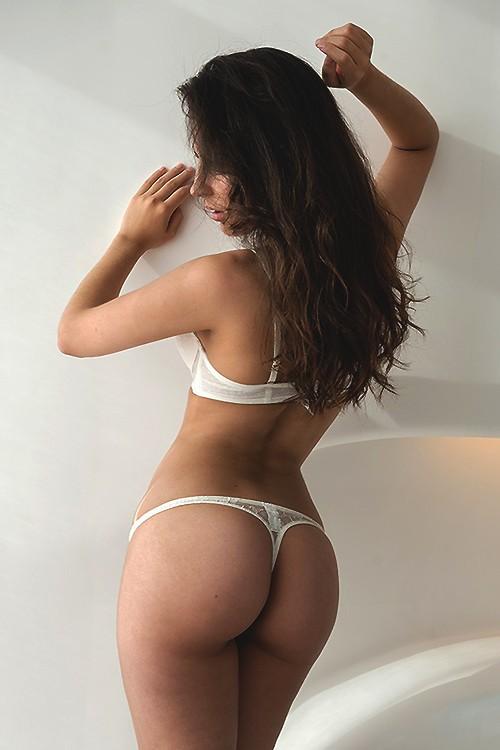 white string
