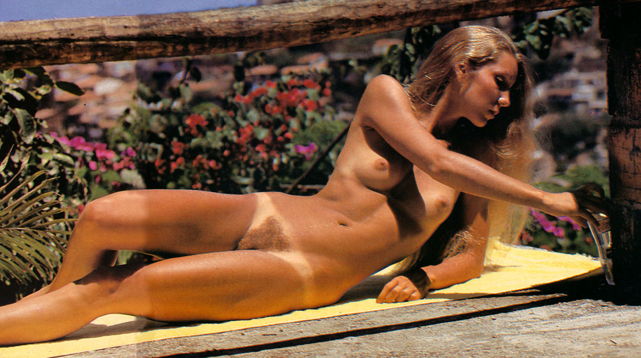 belle femme nue