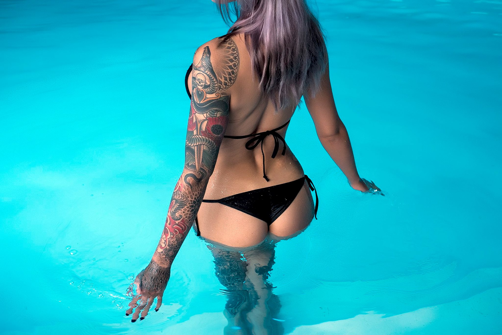mélusine tatoo
