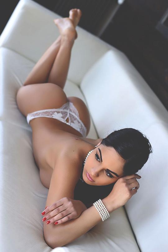 nude sofa