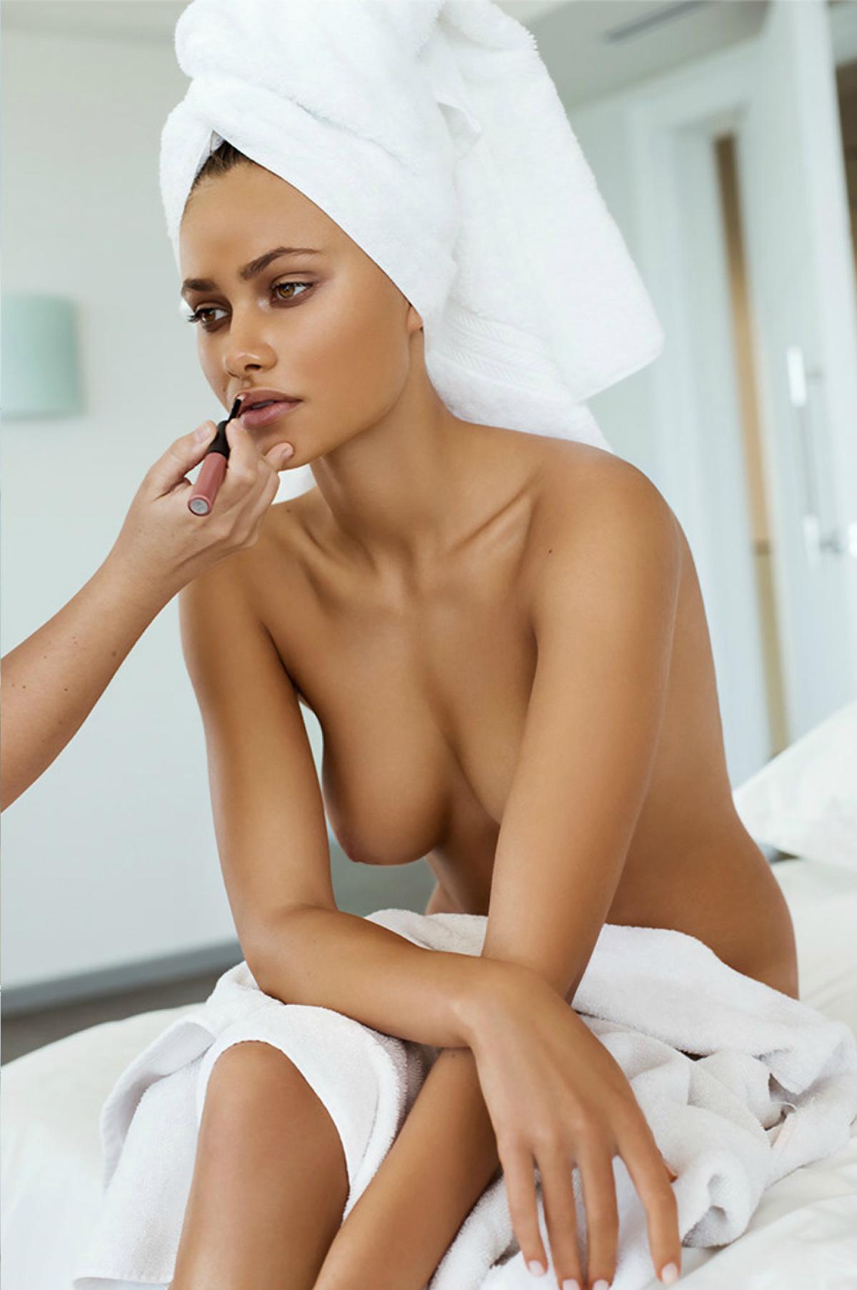 maquillage nue