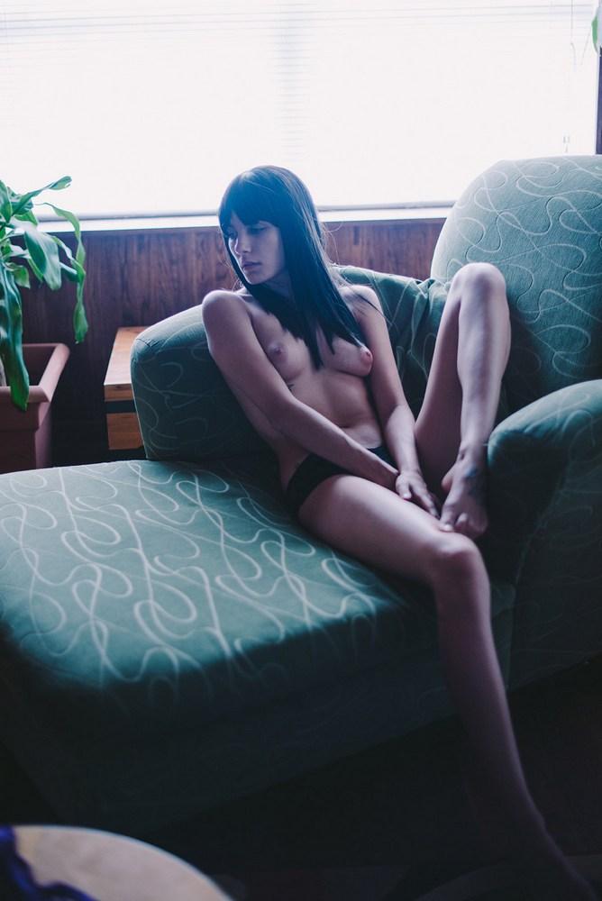 topless canapé