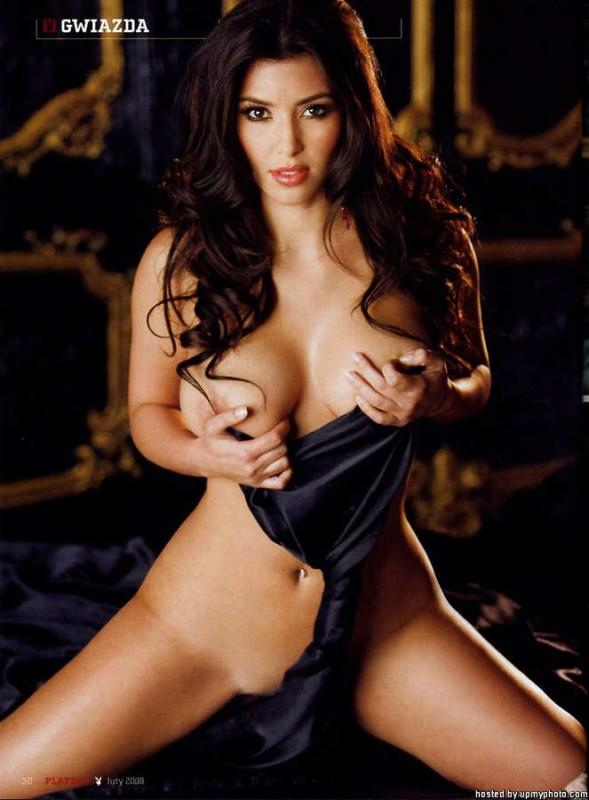 kim kardashian complètement nue photo