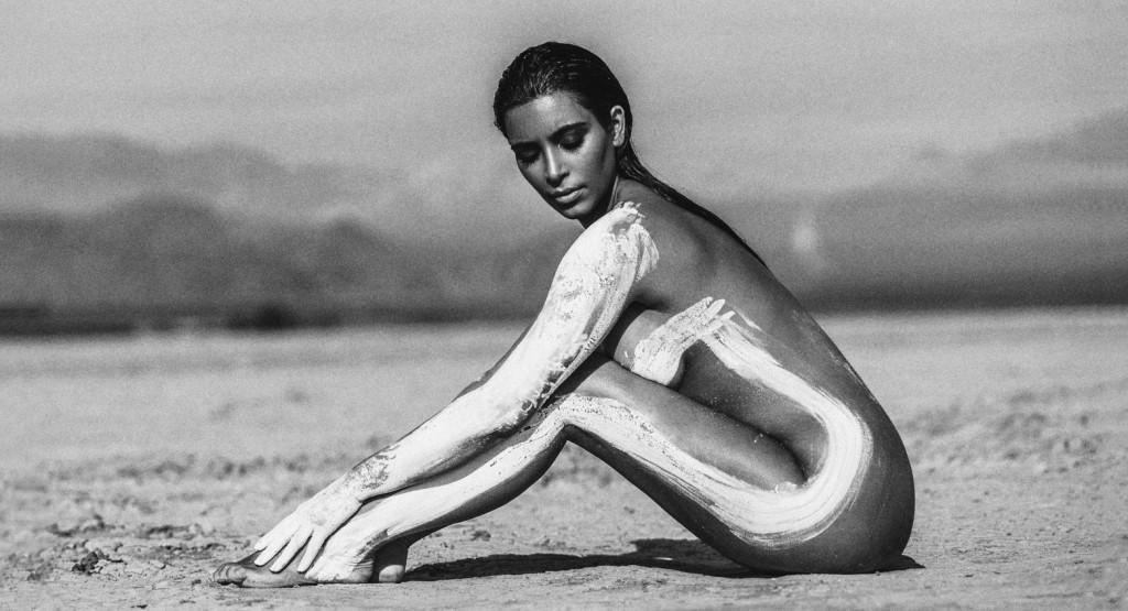 kim-kardashian-nue non censuré