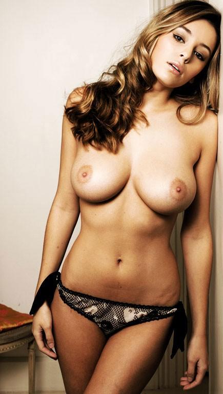 femme à gros seins