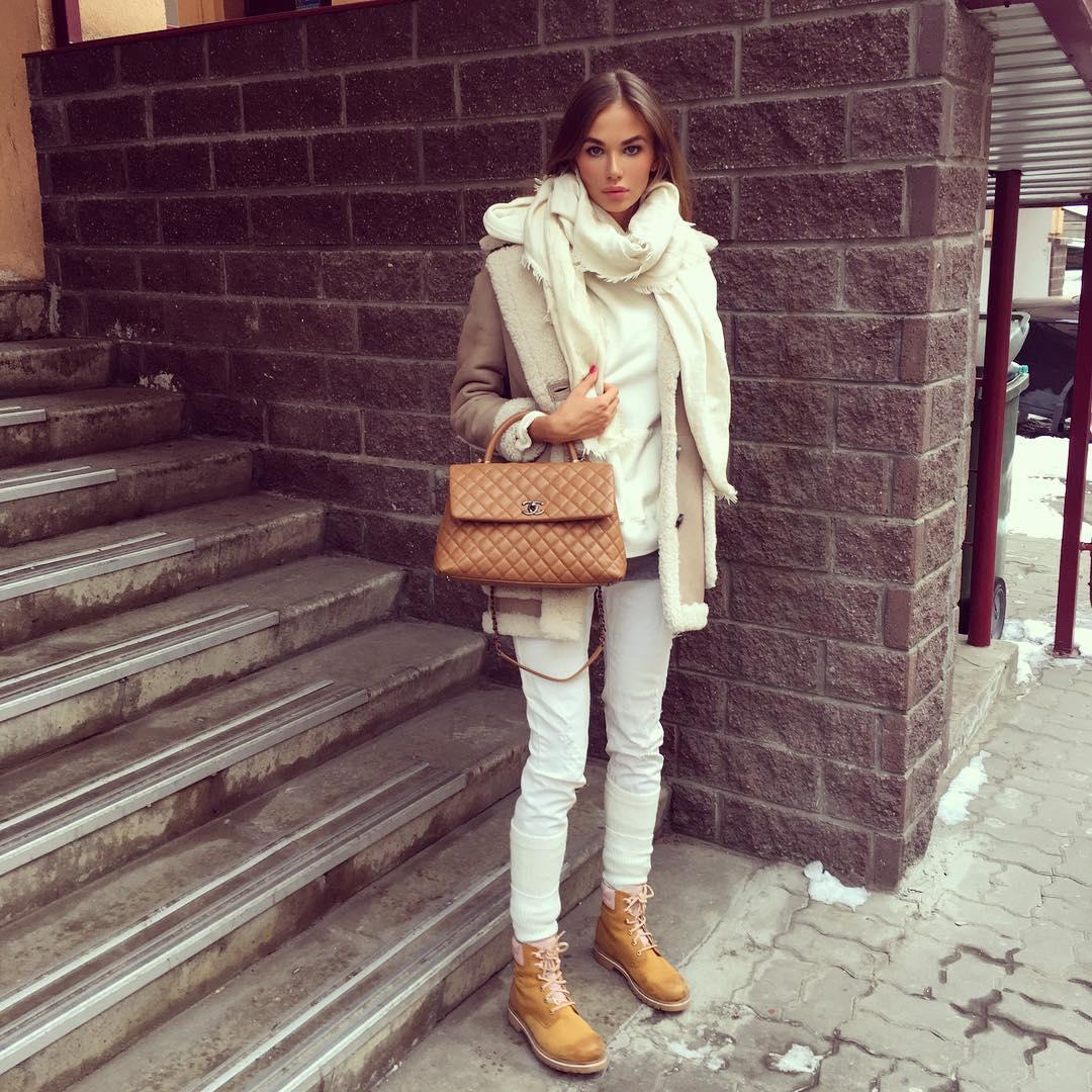 Masha Trotsko fashion