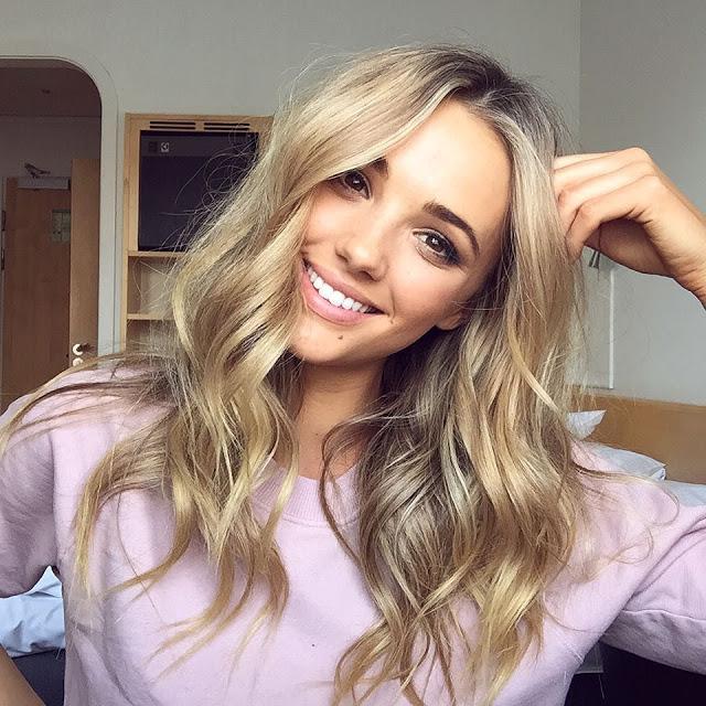 plus belle femme blonde