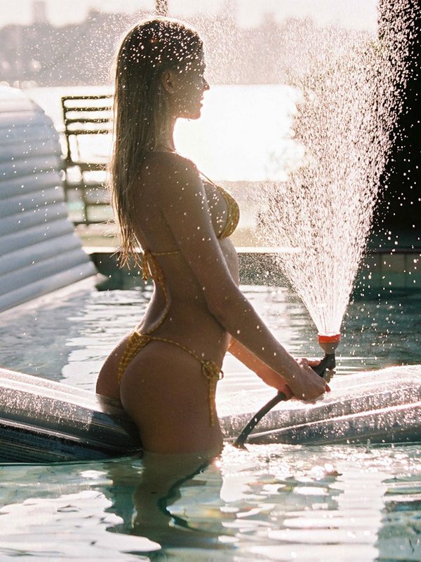sexy jet d'eau