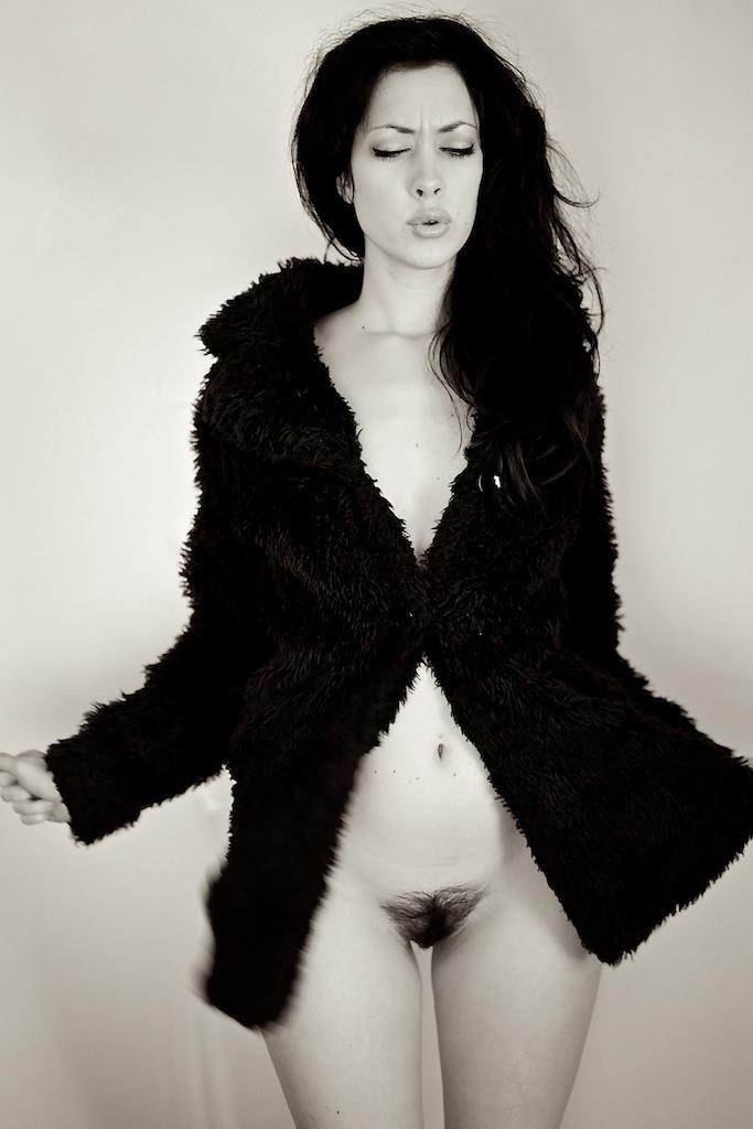 jolie femme nue