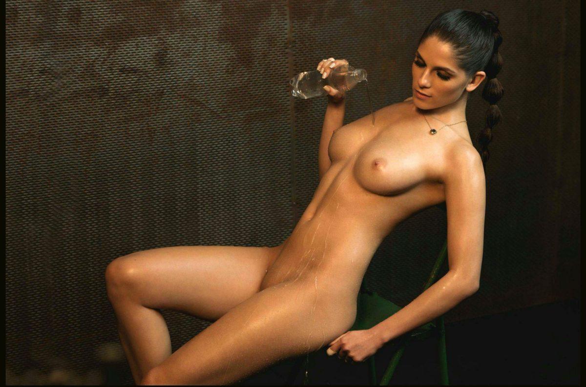 Aline Franzoi nude