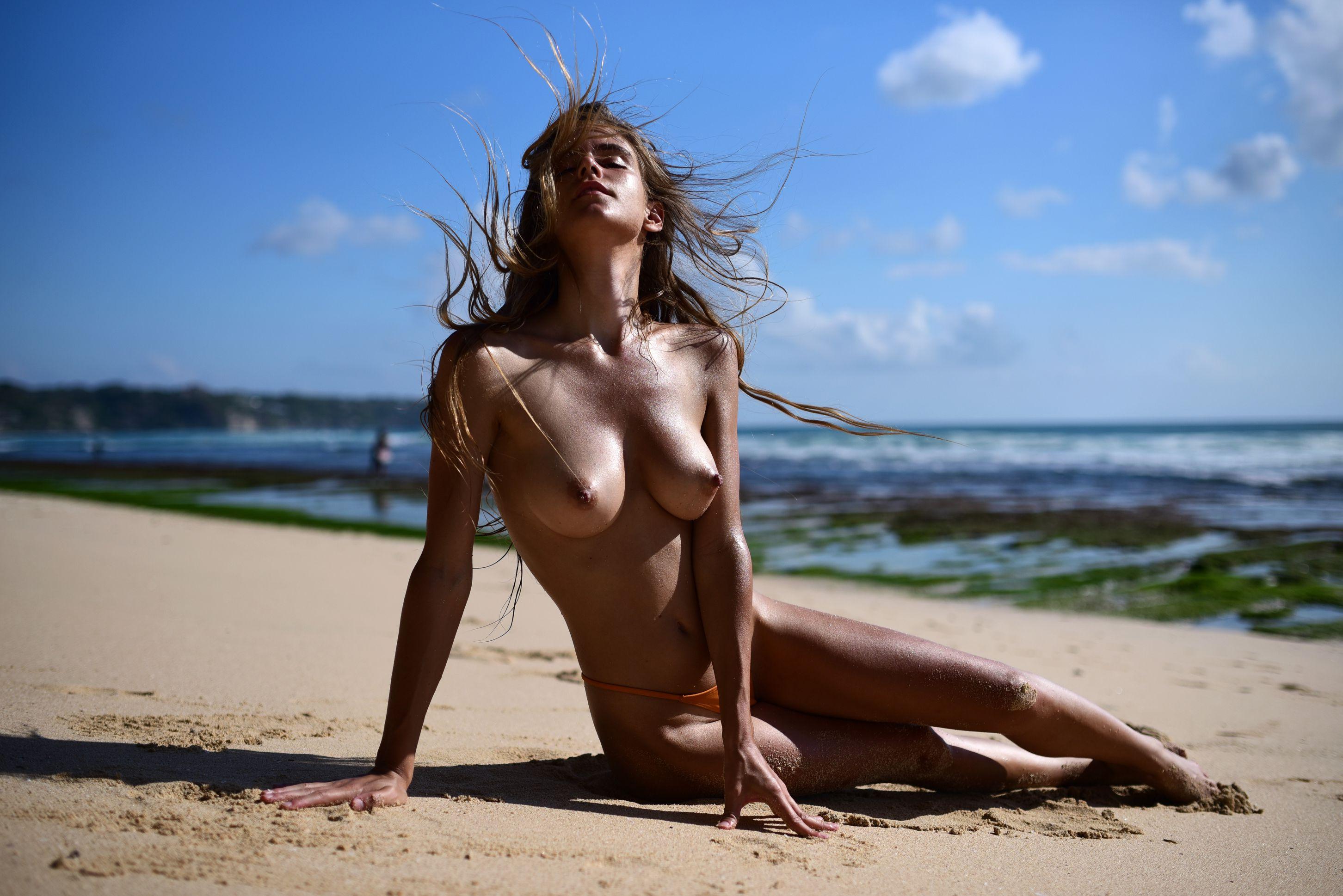 Naked balli beach girls #12