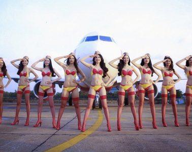 Bikini airline
