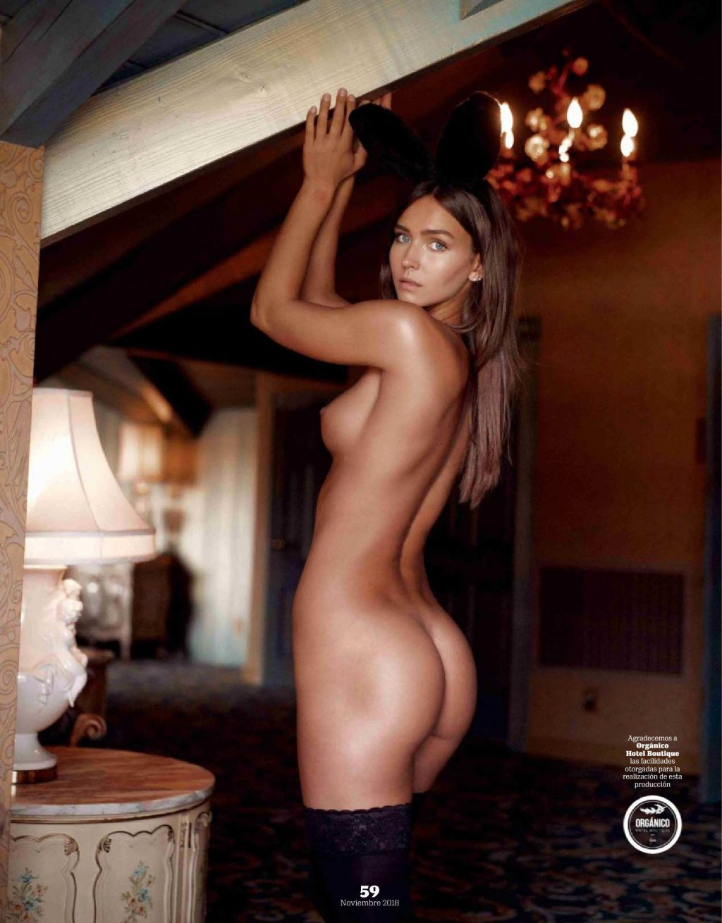 Rachel Cook Nue Pour Playboy Mexico - Bonsoir Mademoiselle-9603