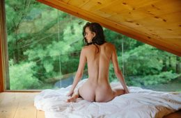 bonsoir mademoiselle Lauren Buys nue